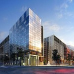 Commercial building project for Skanska in Norway